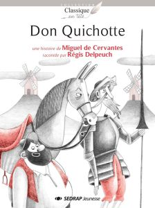 Couverture de Don Quichote