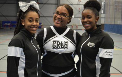 Let's Get a Little Bit Rowdy: CRLS Cheerleading Spotlight