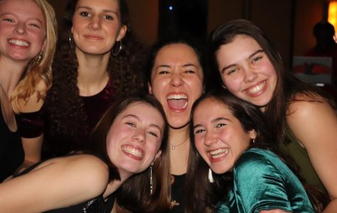 School Spirit and Sprinting: Winter Ball Is a Success