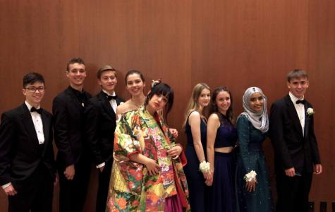 "Prom 2018: Dancing, Bonding, and ""Mountains of Food"""