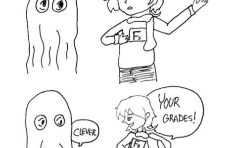 Grades Comic
