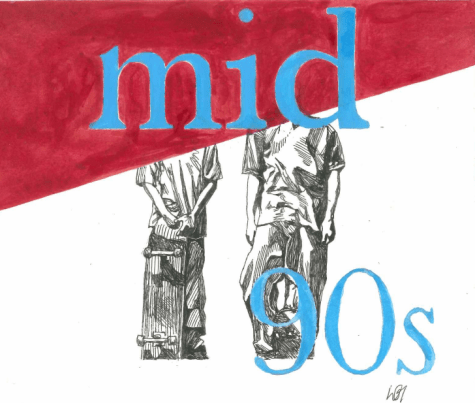 """""""Mid90s"""" Takes You Back"""