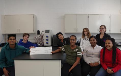 New Equipment at RSTA's Biotech
