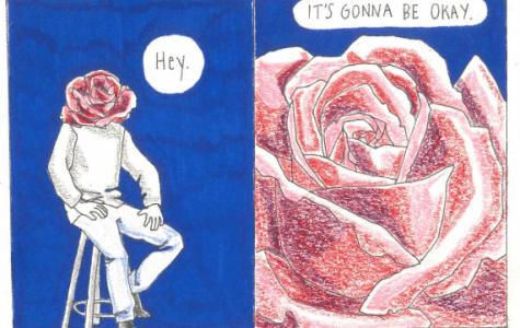 Rose Comic