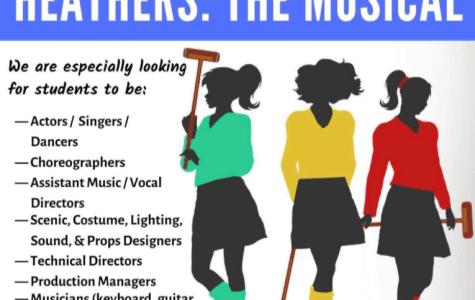 Student-Run Musical Heathers Anticipates Rehearsals