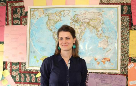 Rachel Otty Wins Fulbright Award