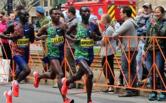 123rd Annual Boston Marathon Runs Successfully