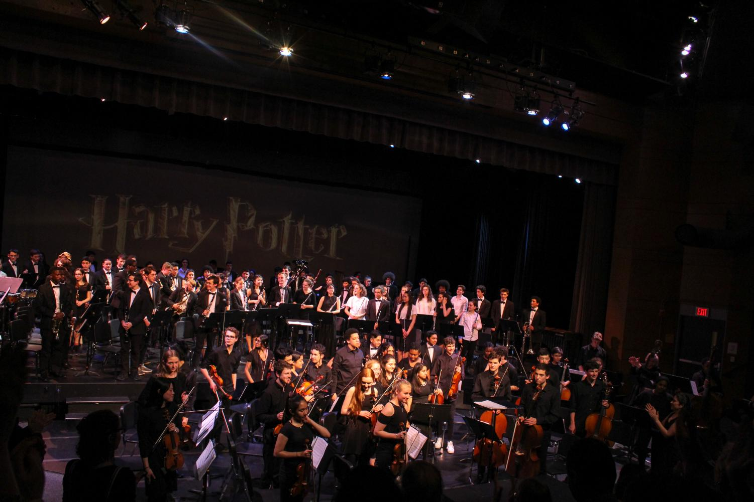 CRLS+musicians+spent+the+night+of+the+Spring+Concert+sharing+their+various+musical+talents+with+the+rest+of+the+school+community.