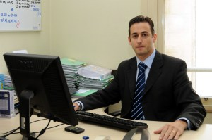 Dr. Luiz Rascovski, Defensor Público de SP.
