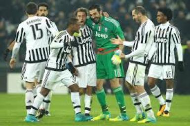 Juventus Sedang Mengalami Masalah Yang Serius