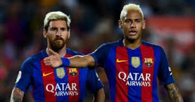 Messi, Neymar Bakal Masuk Nominasi Penghargaan Gol Terbaik FIFA