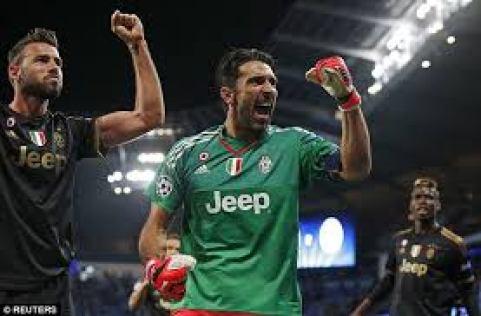 Buffon Cerita Soal Tiga Peluang Untuk Juventus Terakhir
