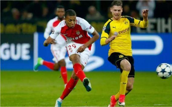 Borussia Dortmund Kembali Kalahkan Monaco di Liga Champions