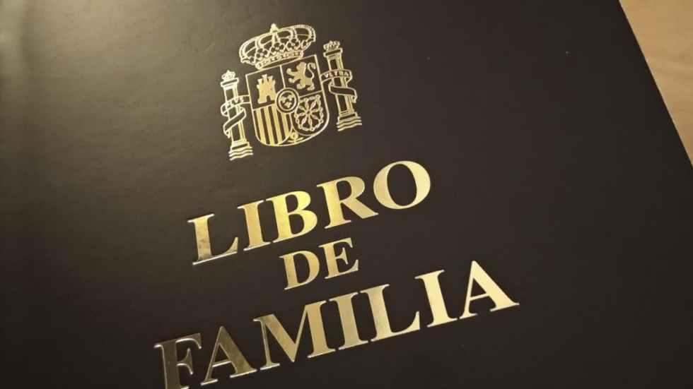 El Libro de Familia se sustituye por un registro electrónico accesible