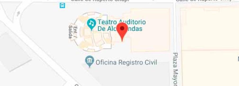 Registro Civil de Alcobendas, Madrid - Solicitar Certificado Online