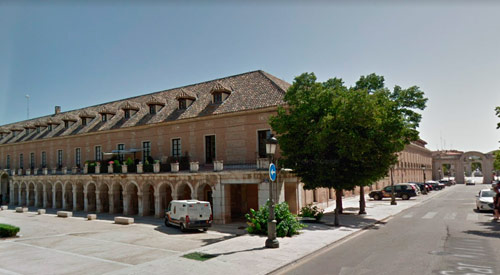 Registro Civil de Aranjuez
