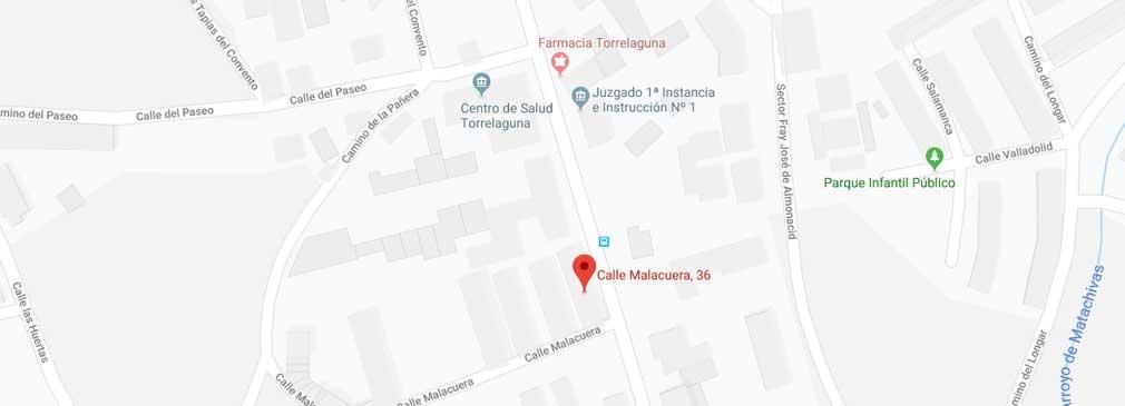 situacion registro civil torrelaguna