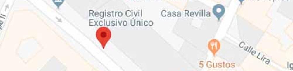 mapa registro civil valladolid