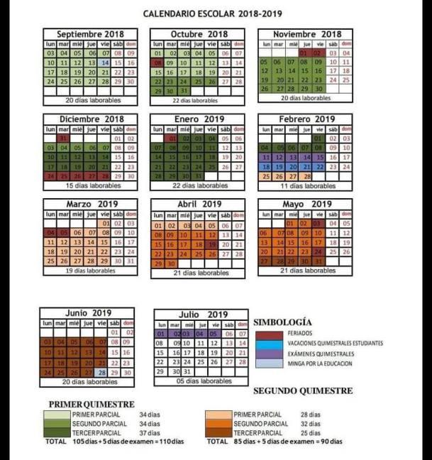 Calendario Escolar 2020 Panama Meduca.Cronograma Escolar Ano Lectivo 2018 Name
