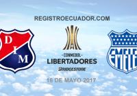 Independiente-Medellín-vs-Emelec-16-Mayo-2017-En-vivo-Copa-Libertadores-REGISTROECUADOR.COM