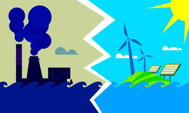 Systemic change from coal to renewable energy requires legislation and regulation