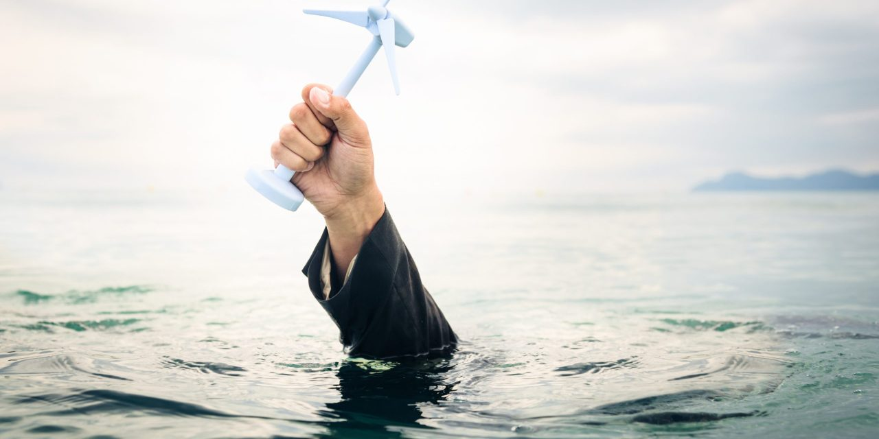 Colossal six months for offshore wind; Investments up by 300% in 1H 2020