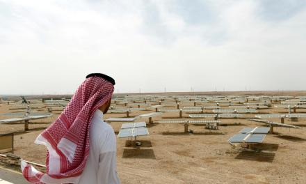 Bright Prospects for Saudi Solar Power, Though Downside Risks Remain