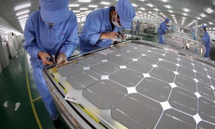 China to Dominate Solar Manufacturing Competitive Landscape