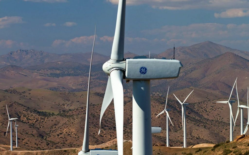 GE wins a massive wind turbine supply order from Pattern Energy