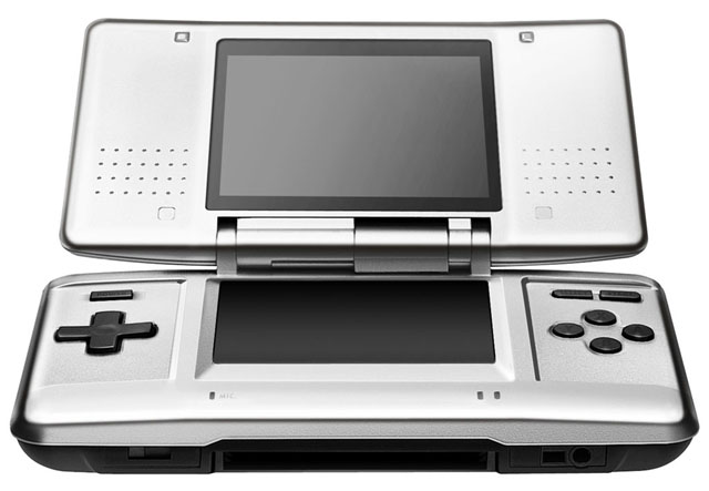 Why did I choose an original DS image? Mainly because I dislike the DSi and DS Lite. Why cant they spell Light right anyway?