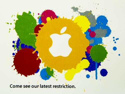 Defective by Design - 'invitation'
