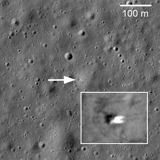 Missing Soviet nuclear electrocar FOUND ON MOON The Register