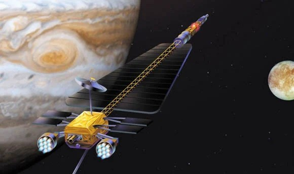 Nukes to Mars – and beyond (NASA/JPL)