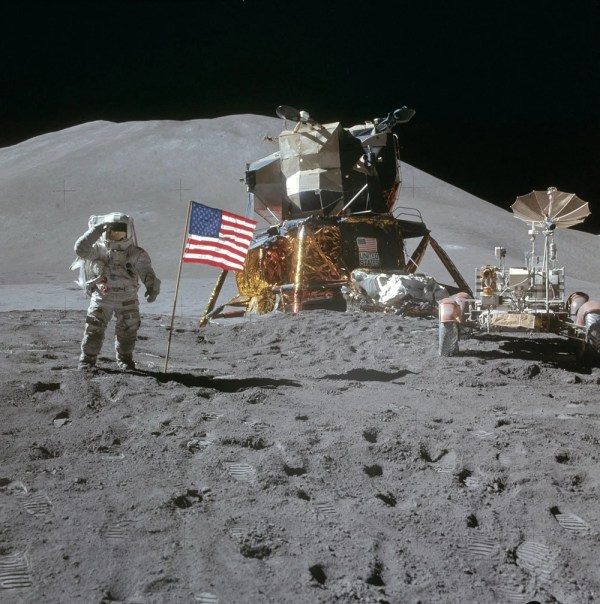 The ULTIMATE space geek accessory: Apollo 15's joystick up ...