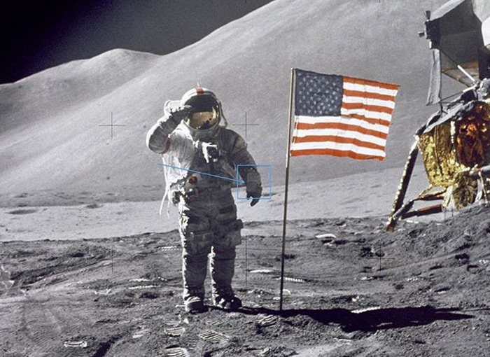 Obama to admit Moon landing was faked The Register
