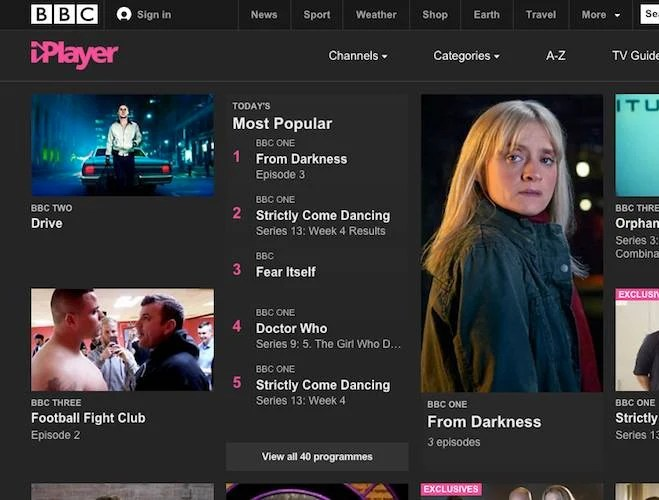 BBC shuts off iPlayer to UK VPNs, cutting access to ...