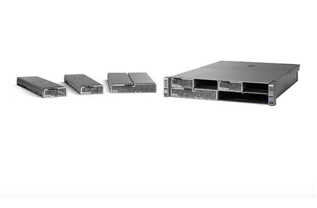 Cisco M-series servers