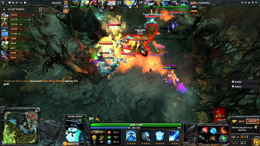 Dota 2 Forums Fall Under Hackers Spell 19m Accounts