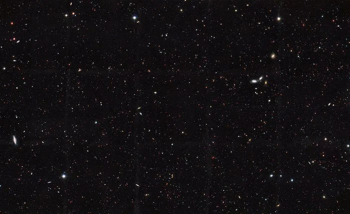 New Brit Hubble analysis finds 2,000 billion galaxies, 10x ...