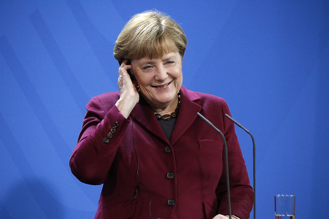 Merkel calls for balanced approach to data protection ...