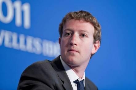Blockchain: Zuckerberg