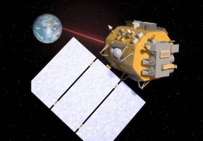 NASA to fire 1Gbps laser WiFi into spaaaaace The