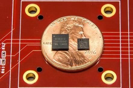 Google Titan M chip
