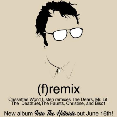 (F)remix EP af Cassettes Won't Listen