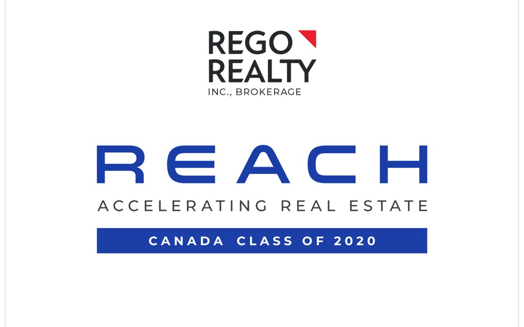 Rego Realty Partners with REACH Canada