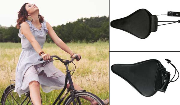 As mulheres vão sentir mais prazer em andar de bicicleta agora