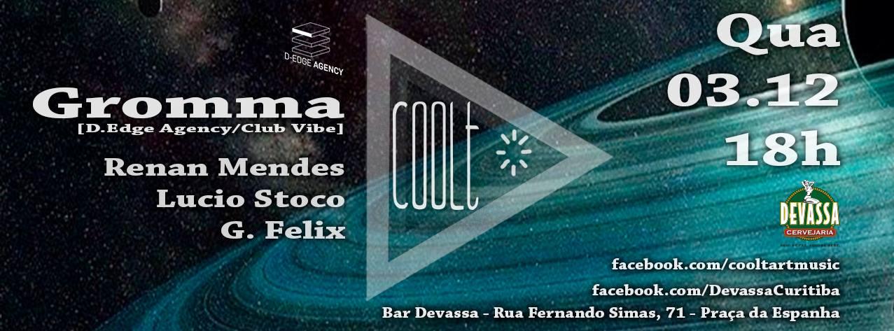 Acontece hoje em Curitiba a primeira edição oficial da Coolt