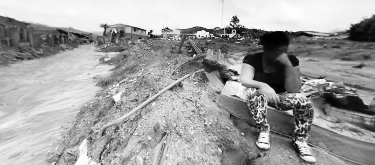 Documentário te convida a caminhar pela tragédia de Mariana