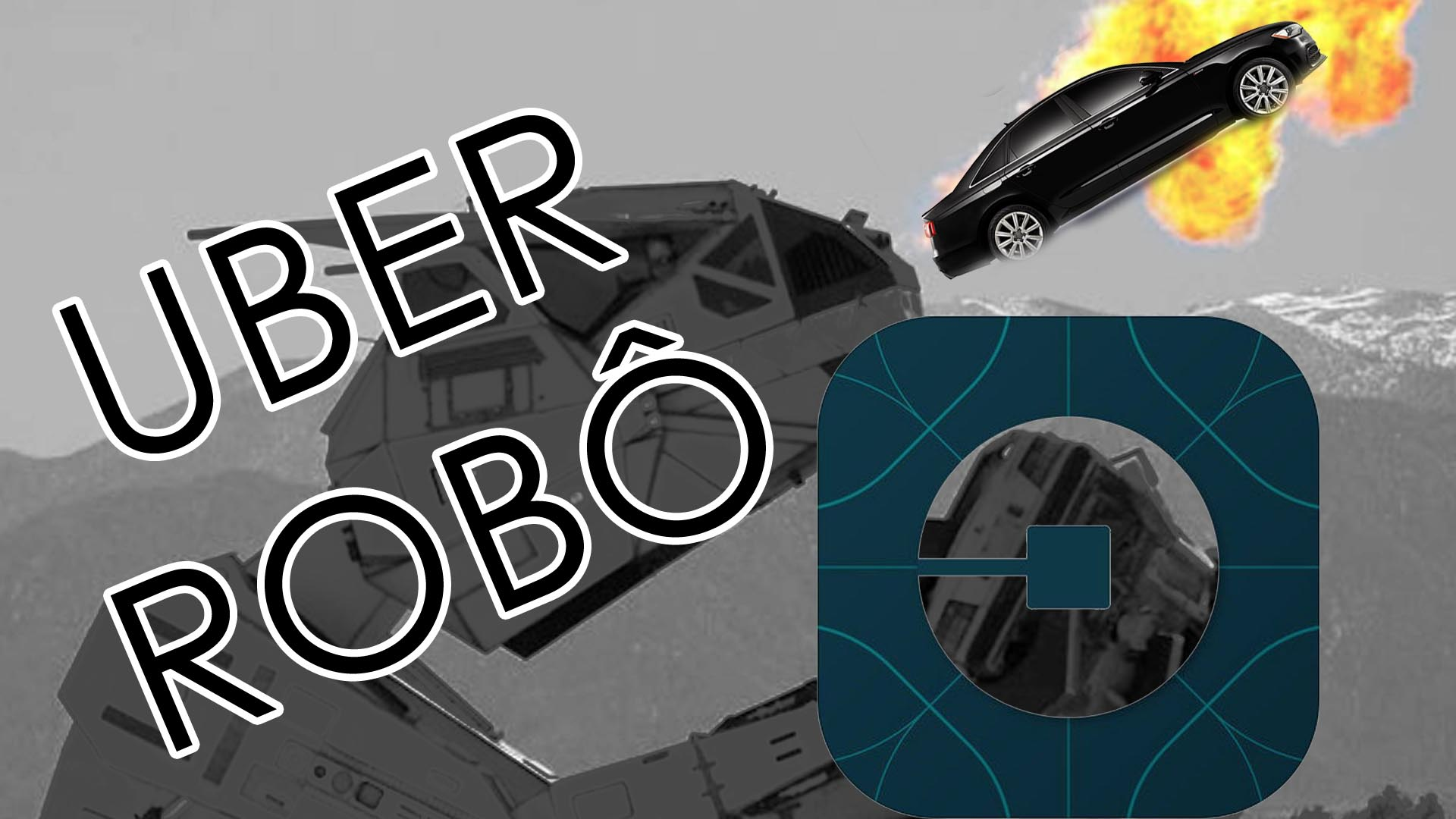 Uber vai operar sem motoristas