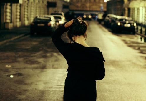Quando nos fingimos de cegos, estamos perdendo o amor